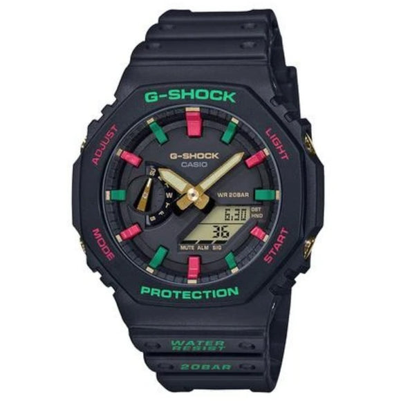 G-SHOCK CARBON CORE DUO GA-2100TH-1ADR - Un Aime