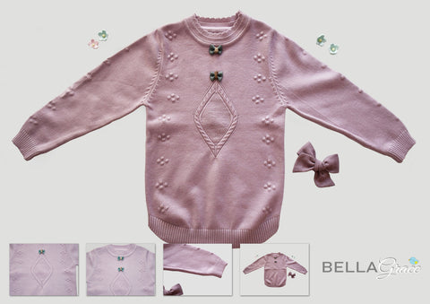 Children Kids Jumper Sweater Jacket | Bella Grace Australia