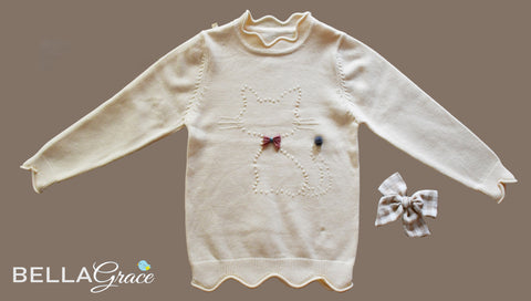 Kids Children Sweater Jumper | Bella Grace Australia