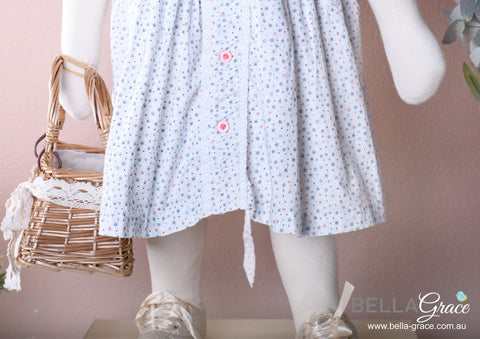 children smock dress | kids smock dress | bella grace australia