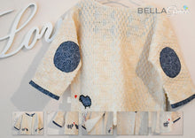 Load image into Gallery viewer, Baby Sheep blended Wool Jacket