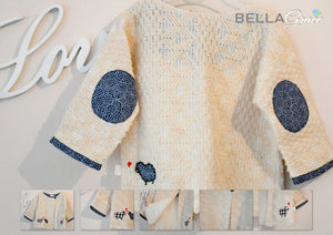 Baby Sheep blended Wool Jacket