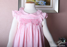 Load image into Gallery viewer, Children Smock Dress | Bella Grace Australia