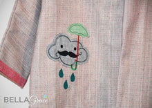 Load image into Gallery viewer, Cloudy girl childrens girls Jacket