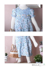 Load image into Gallery viewer, Children smock dress | toddler dress | Australia | Bella grace