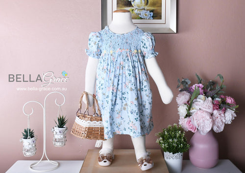 toddler Smock Dress | Bella Grace Australia
