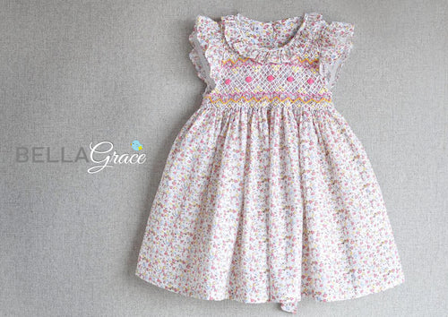 toddler Smock Dress