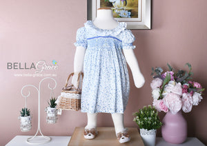 Children smock dress | kids dress | Australia | Bella grace