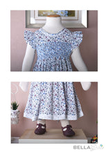 Load image into Gallery viewer, children toddler kids smock dress | bella grace australia