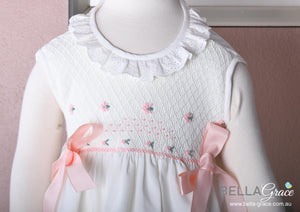 Kids Smock Dress | Bella Grace Australia