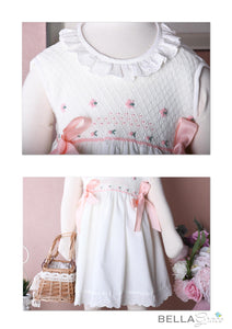baby smock dress | Bella Grace Australia