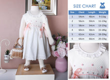 Load image into Gallery viewer, Deanne in Classy Lady (children smock dress)
