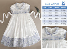 Load image into Gallery viewer, Lady leanne (Children Smock Dress)