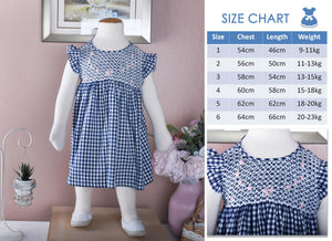 Children smock dress | toddler dress | Australia