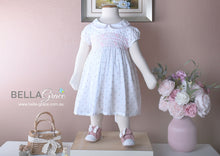 Load image into Gallery viewer, White Fair Lady (Children Smock Dress)