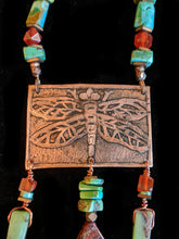 Load image into Gallery viewer, Copper Dragonfly Set - Sunroot Studio