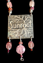 nickel silver sun mandala set - sunroot studio