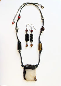 Tribal Agate Set - Sunroot Studio