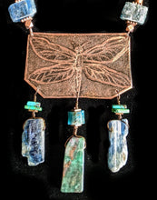 copper dragonfly set - sunroot studio