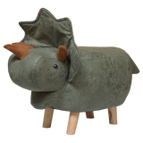 Cera Triceratops Animal Stool