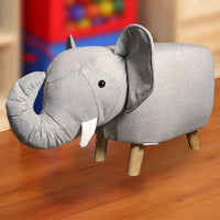 Animal Stool - Trumpet the Elephant