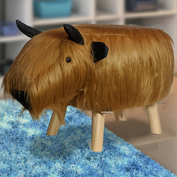 Yakety Yak the Animal Stool