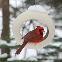 Lynne Tan Ceramic Bird Feeder