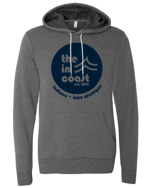 "The ""IN"" Coast - Big Roller Hoodie"
