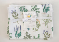 Judy Lynn - Tea Towel - Herb