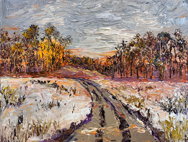Julie Kasniunas - Duneland Winter #3