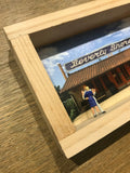 Steven Schwab - Diorama - Dancing the Time Away at the Depot
