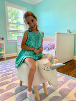 Animal Stool - Amelia the Unicorn