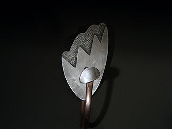 Pewter Pod Wall Hook