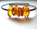 Jaclyn Dreyer - Baltic Amber Multi-Stone Bounce Back Bracelet