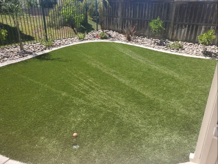 What's the best thing to stop artificial turf from melting?