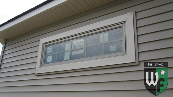 Low-E Windows that cause melted siding