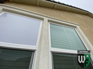 White Film - Turf Shield Window Film