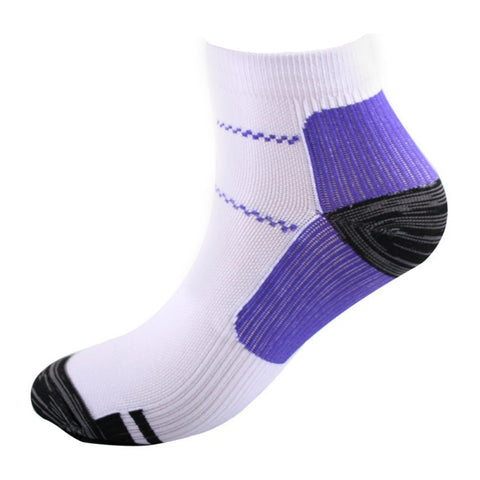 Compression Running Socks with Arch Support