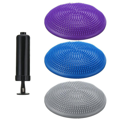 33x33cm Inflatable Stability Balance Disc