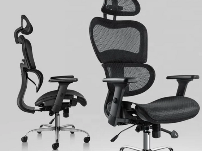 Why Your Office Chair Needs a Headrest