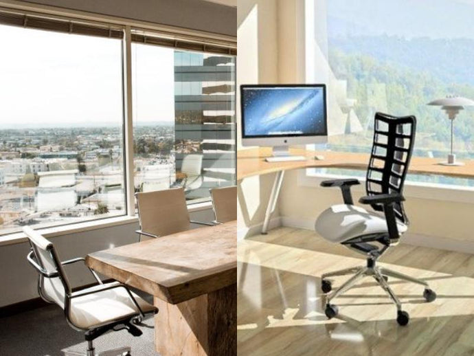 7 Types of Office Chairs and What They're For