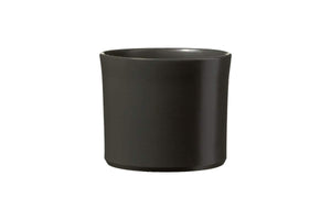 Cache-Pot Miami Anthracite Mat 18 cm