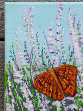 Load image into Gallery viewer, Floral original 2 | lavender 8x10
