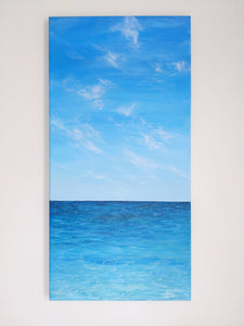 Where the water meets the sky | 10X20