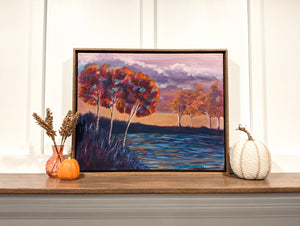 Fallscape 4 | 16X20 Framed original