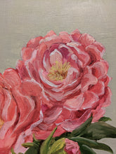 Load image into Gallery viewer, Day 4 Peony | 9X12 inch original painting