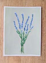 Load image into Gallery viewer, Day 21 Lavender| 9X12 inch original painting
