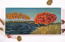 Load image into Gallery viewer, Fallscape 2 | 12X24 original