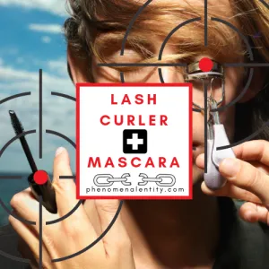 lash curler damage