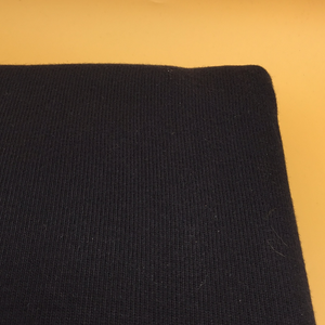 Cotton Rib Knit, Navy Blue / FKNC299